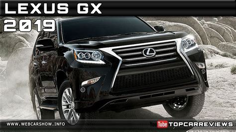 lexus gx review rendered price specs release date