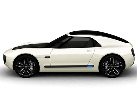 Ev Car News by Honda Sports Ev Concept Patent Hints At Revised