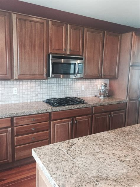 painting cherry kitchen cabinets white should i paint my cherry wood cabinets white