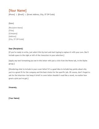 good opening for cover letter resume and cover letter chronological