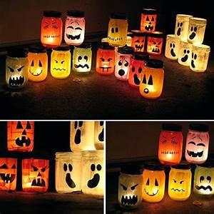 Deco Halloween A Fabriquer : deco halloween fait maison ration d ration d facile ration ~ Melissatoandfro.com Idées de Décoration