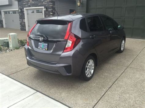 Honda Fit Lx Alloy Wheels Like New One Owner