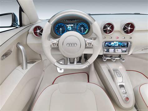 Audi A1 Sportback Concept Interior Wallpapers
