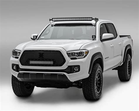 Toyota Tacoma Lights by 2016 Tacoma Trd Road With Z Roadz Led Lights And