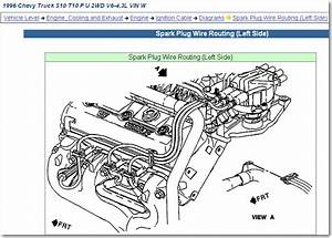 Is The A Website That I Can Get The Spark Plug Wire Diagram For A 1996 Chevy S10 V6 Light Truck