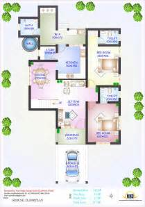 design house floor plans floor plan and elevation of 2336 sq 4 bedroom house kerala home design kerala house