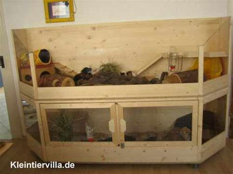 kaninchenstall selber bauen kaninchen