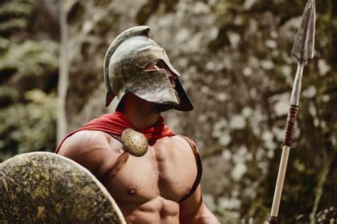 voor een uitdaging deze spartacus workout sloopt je