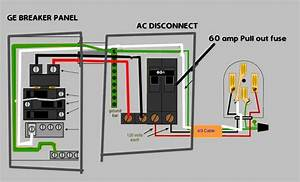 Ac Disconnect Wiring Diagram