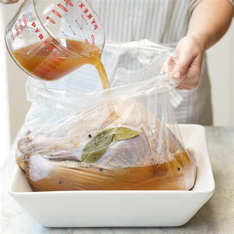 brine turkey how to brine a turkey