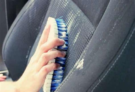 comment nettoyer facilement vos si 232 ges de voiture