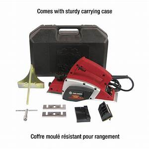 3-14 Portable Planer Kit King Canada