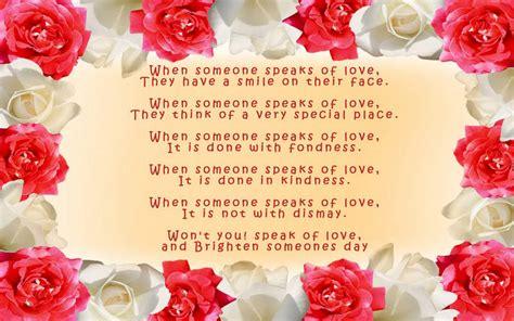 Valentine Poems That Rhyme
