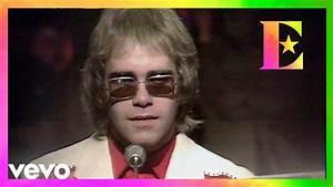 Elton John - Your Song (Top Of The Pops 1971) - YouTube  Elton