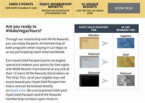 Earn 20 Bonus Hyatt Points In Las Vegas One Mile At A Time