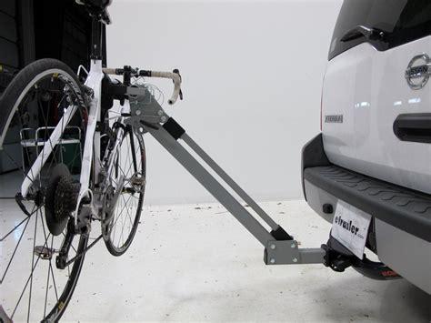 softride bike rack softride alumina 179 parallelogram 3 bike rack for 1 1 4 quot and