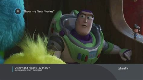 xfinity  demand tv commercial toy story  song