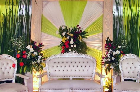 pelaminan pengantin terbaru  indah ndik home