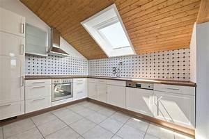 Küchen Für Dachgeschosswohnungen : k chen f r dachgeschosswohnungen uruenavilladellibro ~ Michelbontemps.com Haus und Dekorationen
