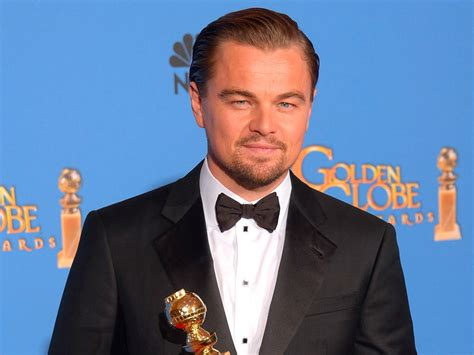 Leonardo Dicaprio Finally Bags Another Golden Globe After