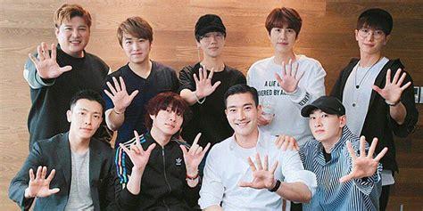 Sigue A Super Junior En Su Nueva Cuenta Oficial De Instagram