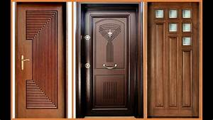 Top Modern Wooden Door Designs For Home Plan N Design ...