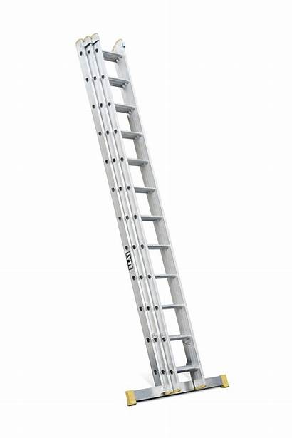 Extension Lyte Ladder Section Trade Professional 42m