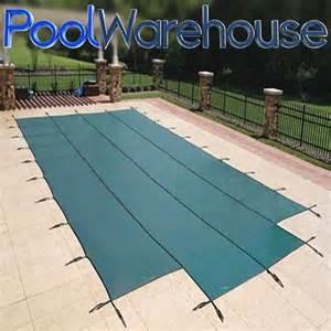 Inground Safety Mesh Pool Cover