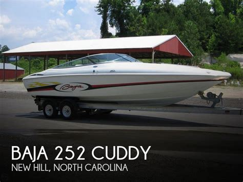 Performance Boats For Sale In Nc by 1998 Baja 25 High Performance Boat For Sale In New Hill Nc