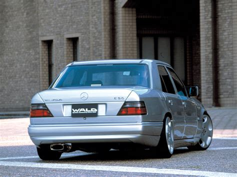 Your specialist for bodykits, exhaust systems, interior refinement and much more. Mercedes-Benz E-Class W124 E50 WALD | BENZTUNING