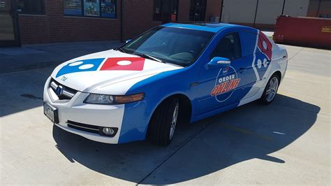Car For by Domino S Car Wrap In Clinton Ia Bettendorf Iowa