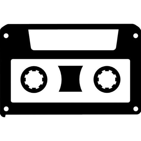 cassette musicali cassetta musicale scaricare icone gratis