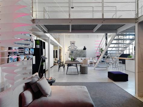 Three Creative Lofts Fit For Stylish Artists by Three Creative Lofts Fit For Stylish Artists