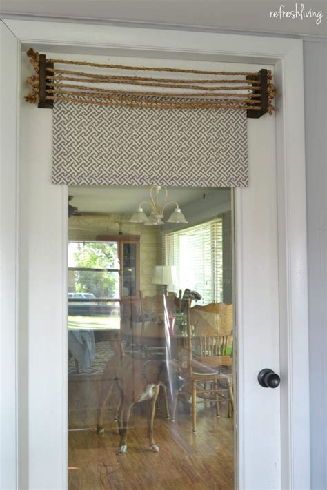 fabric roller blinds diy fabric roller shades refresh living