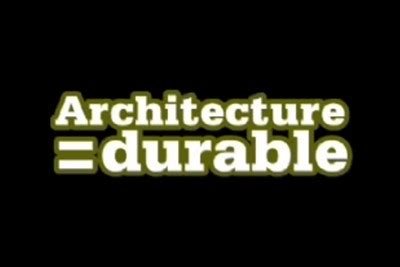 Bande Annonce Architecture = Durable Architecture