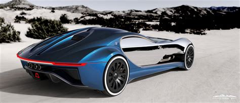 The Bugatti Atlantic is a Dream Waiting to Come True