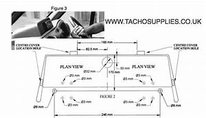Ford Transit Tachograph Fitting Instructions  Manual  Aug