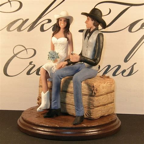 countriest wedding cakes youll   wide open