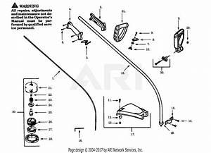 Poulan Pt112 Gas Trimmer Parts Diagram For Drive Shaft