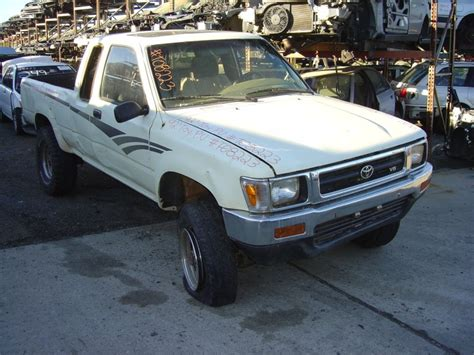 Used Toyota Trucks by 1992 Toyota Up 3 0l Mt 4x4 Xtra Cab