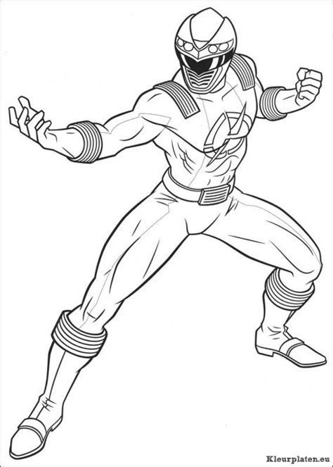 Klassieke Power Rangers Kleurplaat by Power Rangers Kleurplaat 6880 Kleurplaat