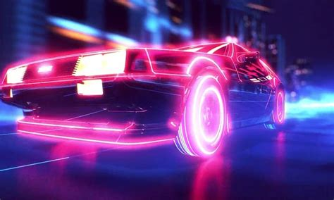 Car Wallpaper Retro by Hd Wallpapers Of 298022 New Retro Wave Synthwave