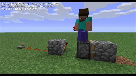 minecraft tutorials simple redstone creations hd youtube