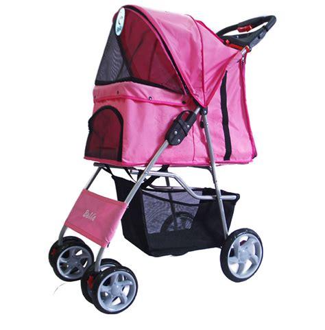 strollers for less 2016 four wheel pet stroller pushchair pram