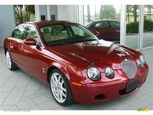 Jaguar S Type : 2007 radiance red metallic jaguar s type r sport 543158 photo 2 car color ~ Medecine-chirurgie-esthetiques.com Avis de Voitures