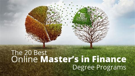 best in finance the best master s in finance degree programs