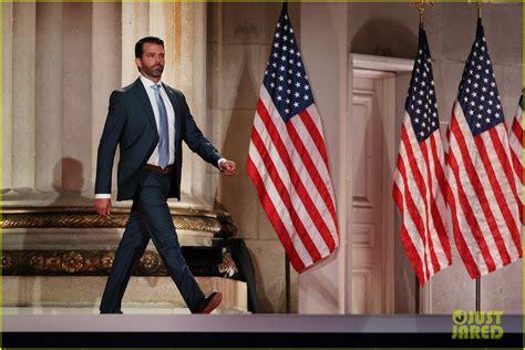 jr rnc trump speech donald cocaine convention trends republican national