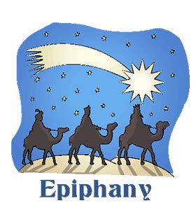 epiphany calendar history tweets facts quotes activities