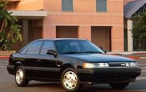 1990 Mazda 626 - Information And Photos