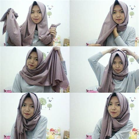 ideas  pashmina hijab tutorial  pinterest